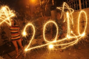 año nuevo 2010